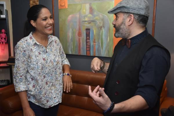 Hija de Pablo Milanés en RD; grabará tema con Pavel Núñez en homenaje a su padre