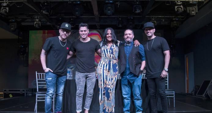 """Martha Heredia recibe apoyo de sus colegas para su concierto """"Entre Amigos"""""""