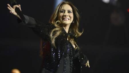 """Myriam Hernández llegará a USA con """"La fuerza del amor tour"""""""