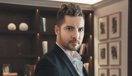 David Bisbal será reconocido como Mejor Artista Latino