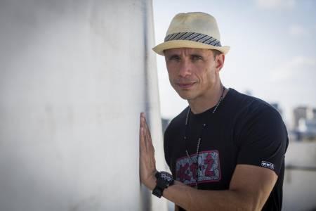 Anthony Álvarez: entre series americanas y nuevos retos profesionales