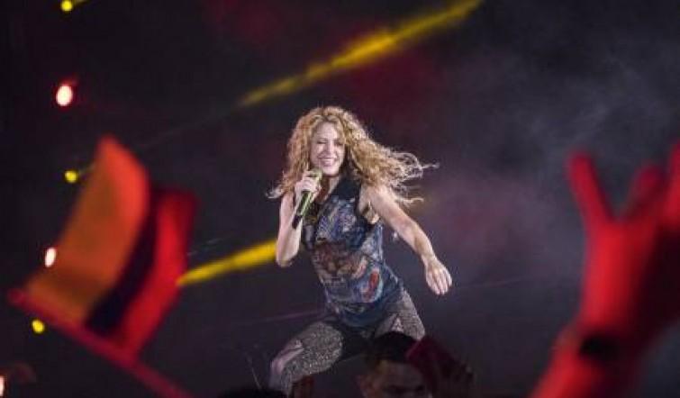 Shakira entre la nostalgia y nuevos temas en Punta Cana
