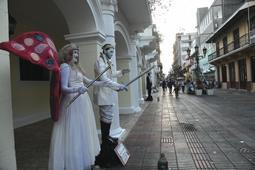 Amor y pasión por el teatro llenan de color la Ciudad Colonial
