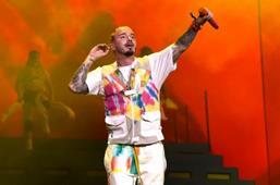 J Balvin impone la ley del reguetón en Coachella
