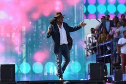 Sergio Vargas no fue el único dominicano en amenizar fiestas a capos colombianos