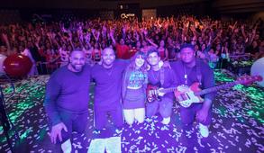 Covi Quintana: Buena vibra de pop y juventud