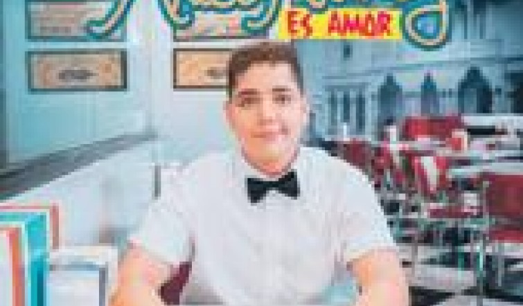 Hijo de Pavel Núñez sigue sus pasos