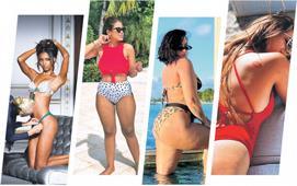 Las mujeres del espectáculo que se resisten a etiquetas en sus cuerpos