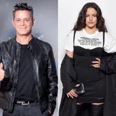 Rosalía y Alejandro Sanz actuarán en la gala de los Latin Grammy