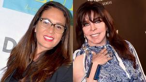 """Yolanda Andrade confiesa Cristian golpeó a Verónica Castro: """"La ahorcó y la pateó"""""""