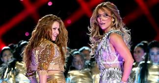 Show de J.Lo y Shakira en Super Bowl recibe 4 nominaciones al Emmy