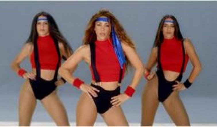 """""""Me gustan las dominicanas..."""", cantan Black Eyed Peas y Shakira"""