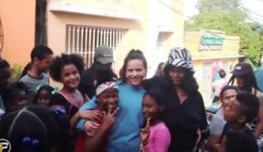 Las celebridades sembradas en el corazón del barrio dominicano